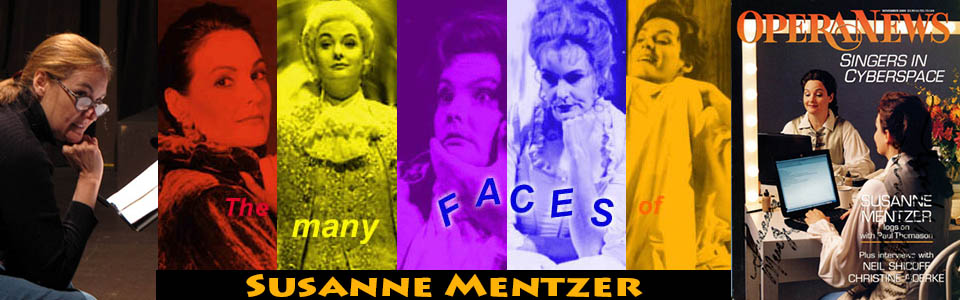The Many Faces of Susanne Mentzer