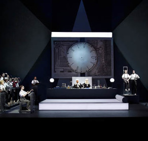 """EINSTEIN"" HEADS TO LA OPERA"